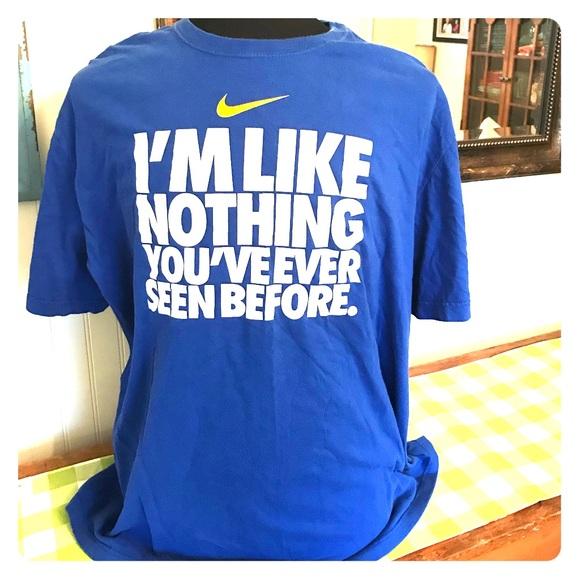 67e55d68 Nike T-Shirt Big & Tall 3XL , XXXL Blue. M_5aa5805246aa7c374c21c6a0